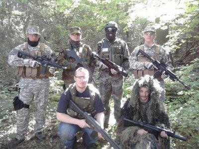 la team des T.N.T