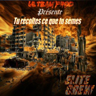 Street album d'ELITE CREW