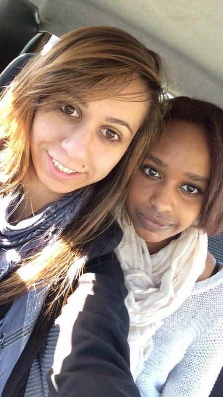 Avec ma Nadichou ❤️