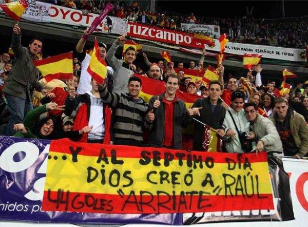 Raul Dé españoil