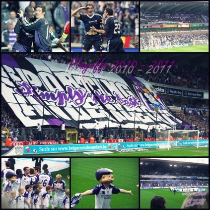 | Playoffs |---> RSCA THE BEST