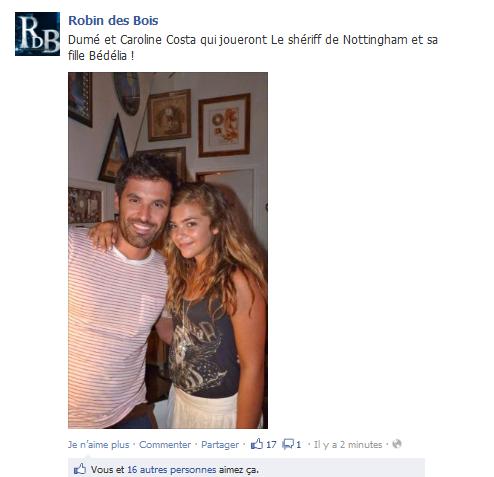 Robin Des Bois .. !