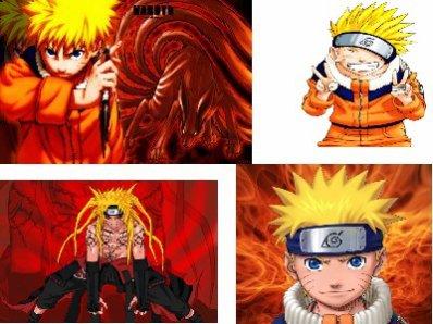 présentation-Naruto Usumaki