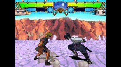 jeu- Naruto Ninja Destiny