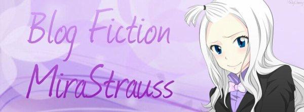 Présentation de ma fiction.
