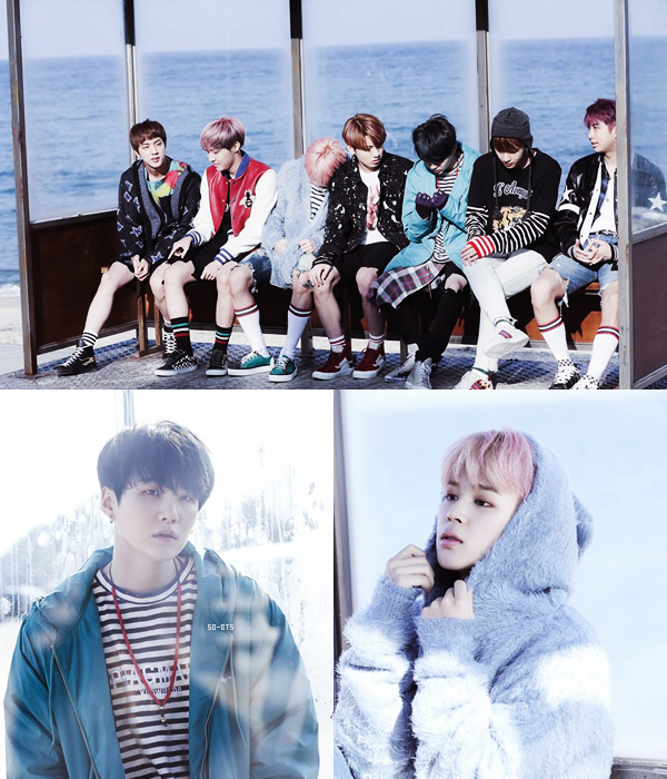 #Actu - BTS x Puma Valentine's Day + suite des photos pour YNWA