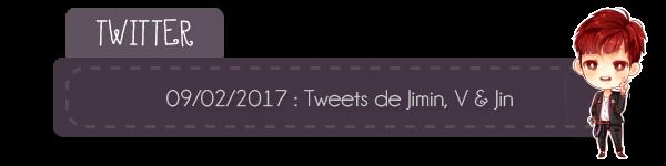"#Actu - teaser de ""Spring Day"" + Twitter"