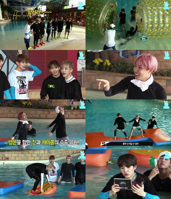 "#Vidéo - Run BTS! Episode 13 + ""Idol Party"" + Twitter"
