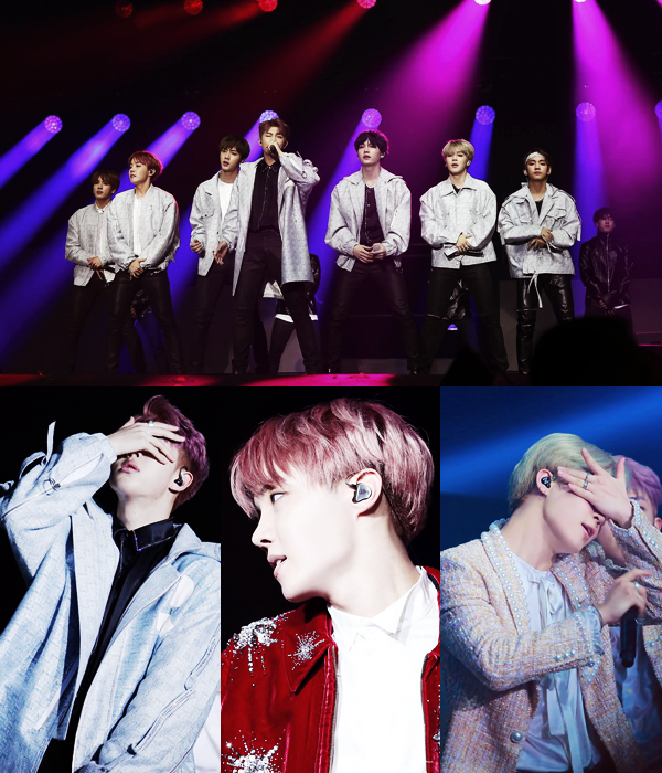 #Concert - 12.03.2017 : Santiago (Chili) day 2 + More BTS