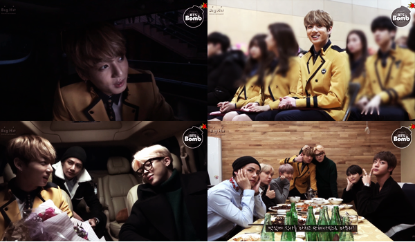 #Vidéo - 14.03 : Run BTS! Ep 14 + More BTS
