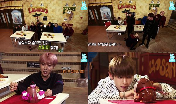 #Vidéo - Run BTS! Episode 15 + more BTS...