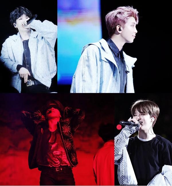 #Concert - 23.24/03/2017 + More BTS...