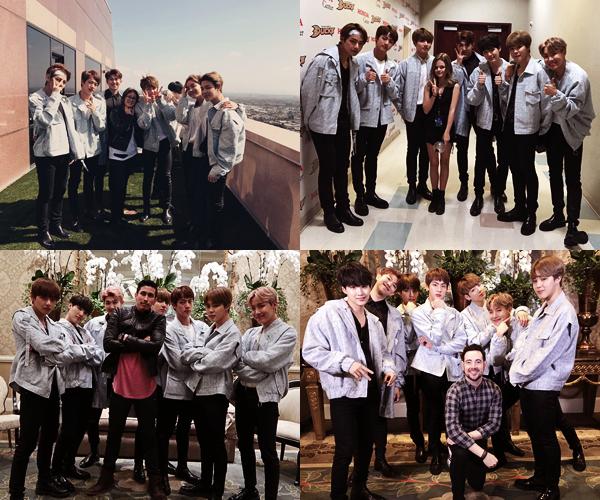| 01.02.Concert - Anaheim + more BTS