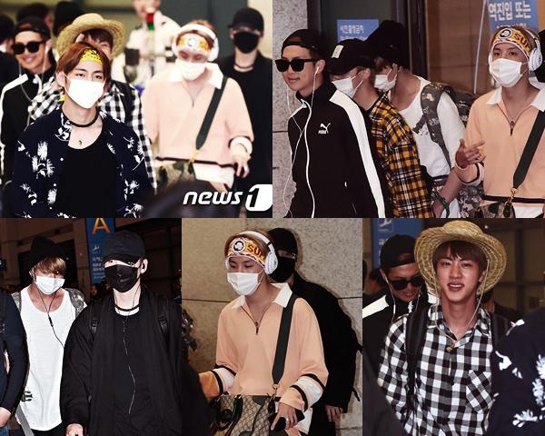 Run BTS 17 || Arrivée à Séoul || BTSxSmart || Extrait Not Today Jap vers. || Twitter