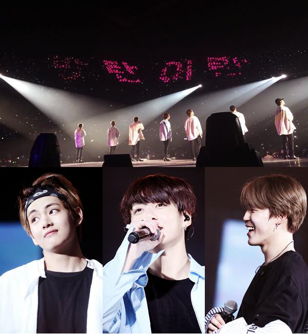 | Concert - Bangkok | Vidéo - BTS Gayo track 13