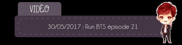 | Candids - Départ pour le Japon | Run BTS Ep 21 | Jimin filme les coulisses des BBMA's | Twitter