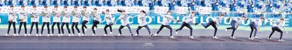 Ouverture d'un match de Baseball | Cover Jungkook & Jimin | Emission Japonaise | Twitter