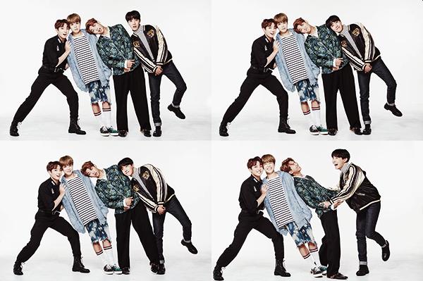 BTS Festa ! 4 ans BTS