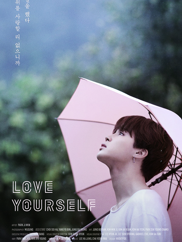 "Posters ""Love Yourself"""