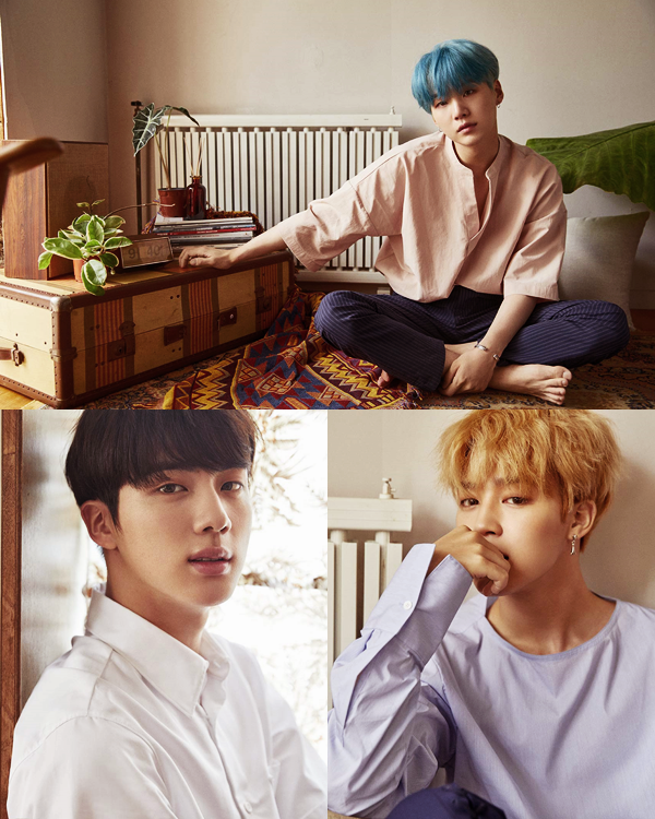 Concept Photo et Comeback Trailer pour LOVE YOURSELF 承 'Her'