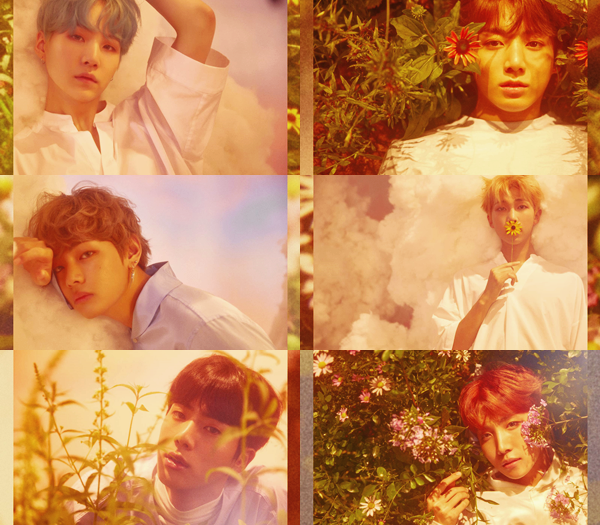 Concept Photo et Comeback Trailer pour LOVE YOURSELF 承 'Her'