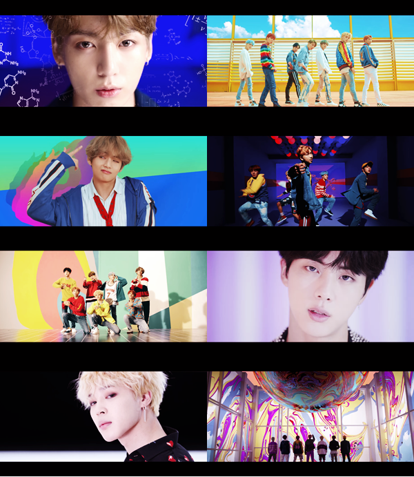 MV DNA + Sortie de LOVE YOURSELF Her