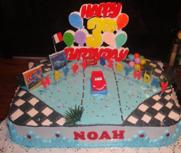 Gâteau d'anniversaire !