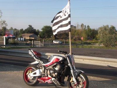 stunt bike show 2010