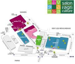 Plan du salon 2012