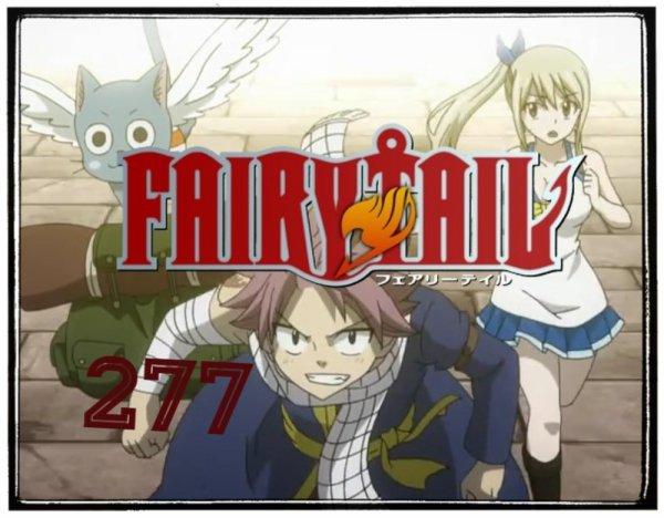 Les actus de Rose #6 : Fairy Tail 277
