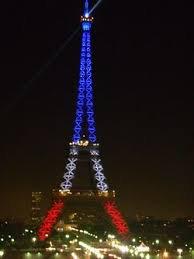 Je suis Paris ,je suis française ,je suis humaine .