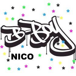 B-Boy Nico