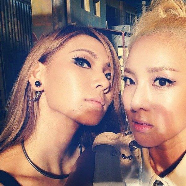 Photo par CL (2NE1)