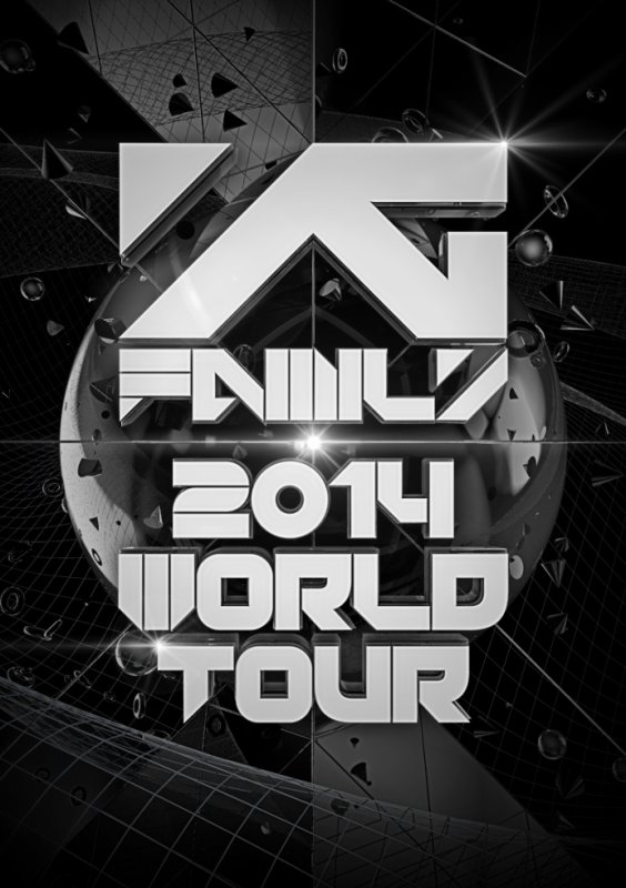En 2014, YG fera son world tour, esperons qu'ils passent vers la France !!