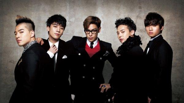 Nouveau groupe FB BIGBANG