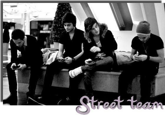 STREET TEAM FRANCAISE