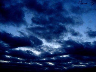 Le ciel *-*