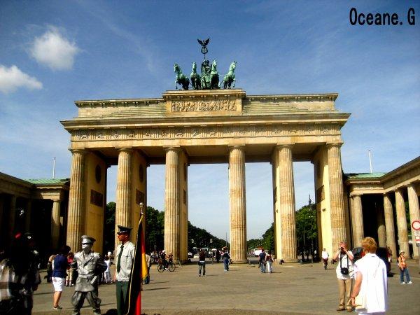 Porte de Brandebourg (Berlin)
