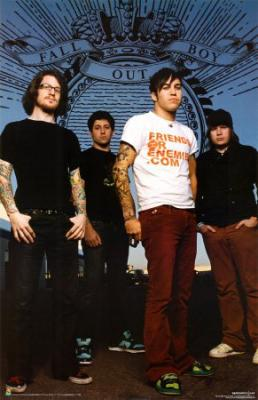 ♪ Fall Out Boy ♪