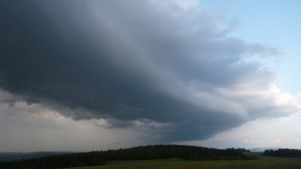 12 Juillet 2011, 17h59 - Shelf Cloud