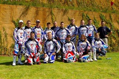 equipe de france idse 2010 1er aux podium ^^