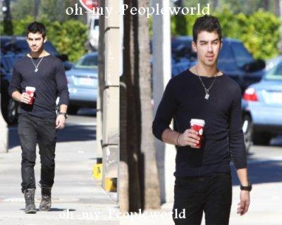 Le 2 Decembre Joe est accro a son café (LA)