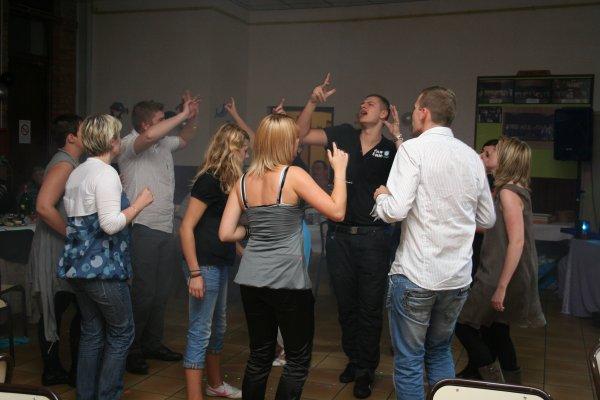 Anniversaire à Armbouts- capelle : Ambiance Disco !!!