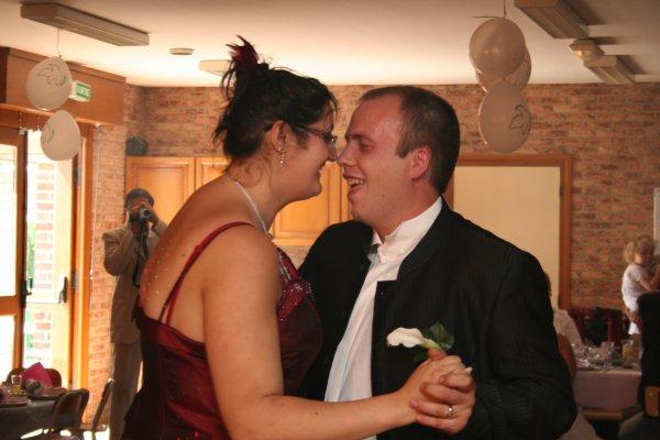 Mariage de Mickael et gwendoline à Wilder