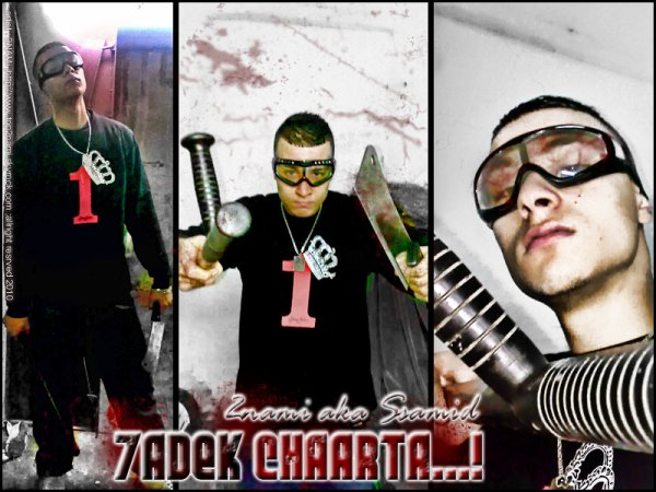 NeW SiNGLe 2NaMi SsaMiD - FoR My Gangster's   [7aDeK  CHaRTa ]    2011 / 2012
