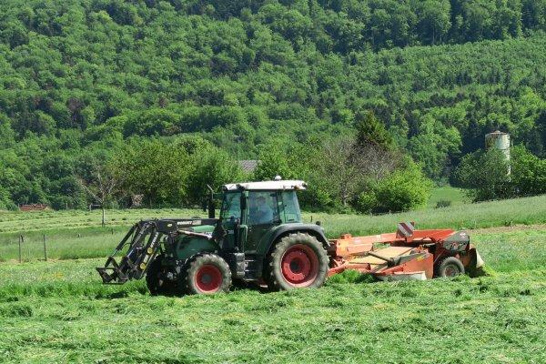 Dans le petit monde de l'agriculture...