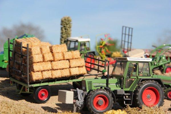 Balade dans le petit monde agricole
