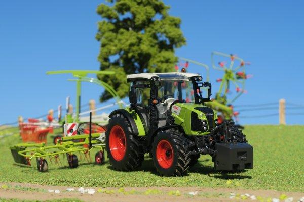 Balade dans le petit monde agricole...