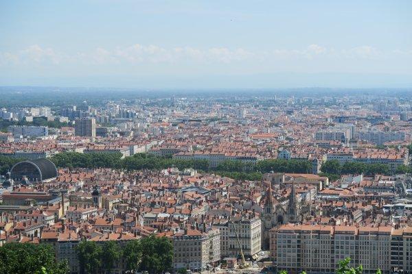 Petit séjour à Lyon...