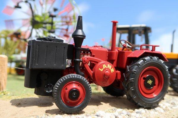 Dans le petit monde agricole...